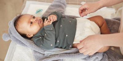 Saiba quantas fraldas o bebê usa em cada fase de crescimento