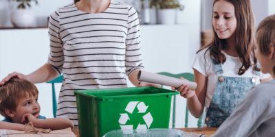 Como separar o lixo em 4 passos fáceis