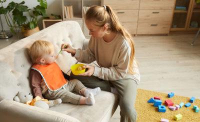 Dentição do bebê: veja algumas dicas para cuidar da saúde bucal