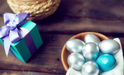 Entrega de ovo de páscoa: dicas de como fazer