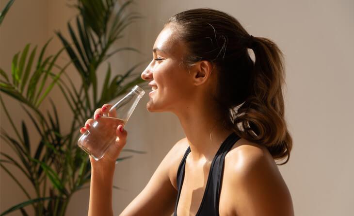 dicas para beber mais agua