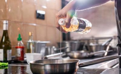 Conheça boas práticas para o descarte de óleo de cozinha