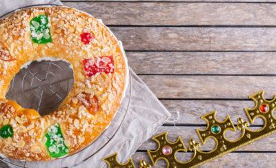 Faça um bolo de reis delicioso para qualquer data
